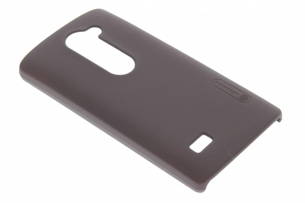 Nillkin Frosted Shield hardcase hoesje voor de LG Leon - bruin