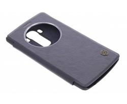 Nillkin Qin Window View Case LG G4 - Zwart