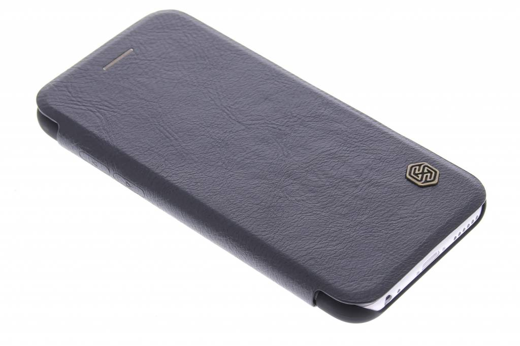 Nillkin Qin Leather slim booktype hoes voor de iPhone 6 / 6s - zwart