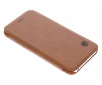Nillkin Bruin Qin Leather slim booktype iPhone 6 / 6s