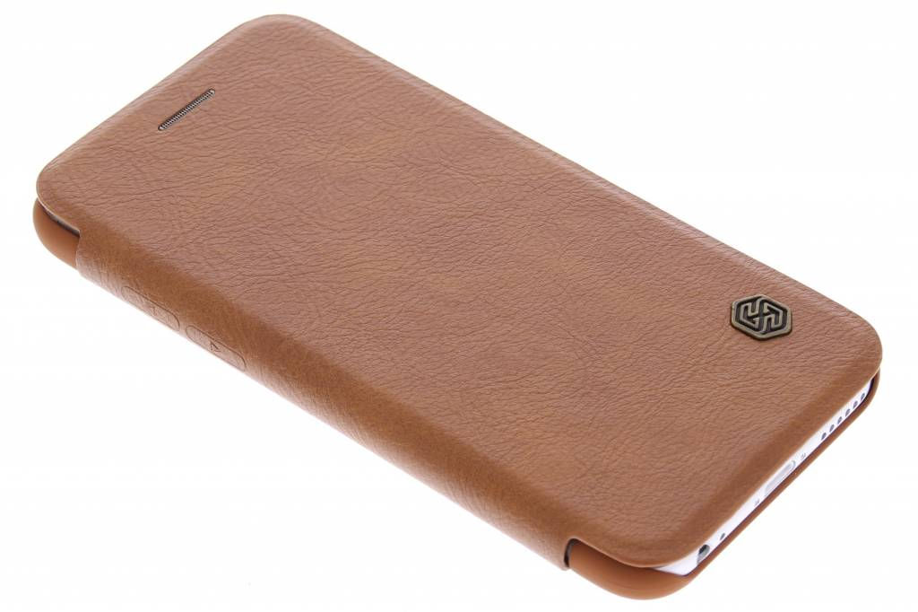 Nillkin Qin Leather slim booktype hoes voor de iPhone 6 / 6s - bruin