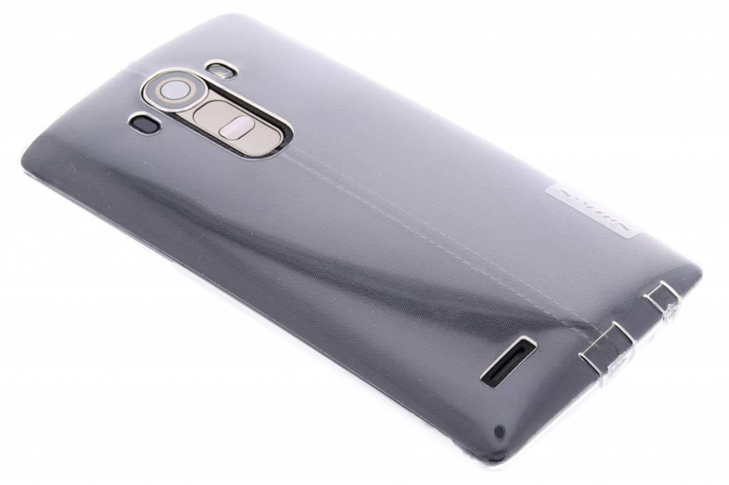 Nillkin Nature TPU Case voor de LG G4 - grijs