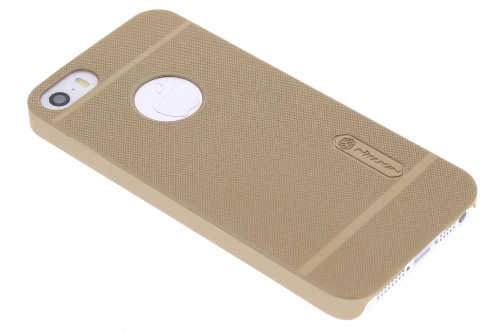 Nillkin Frosted Shield hardcase voor de iPhone 5 / 5s / SE - goud