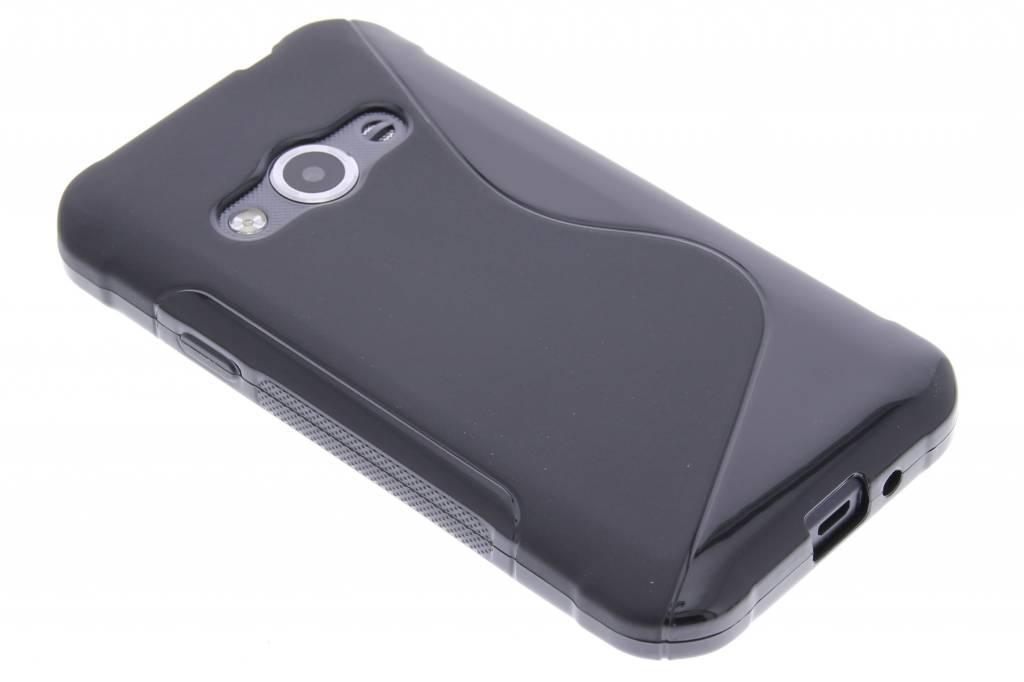 Zwart S-line TPU hoesje voor de Samsung Galaxy Xcover 3