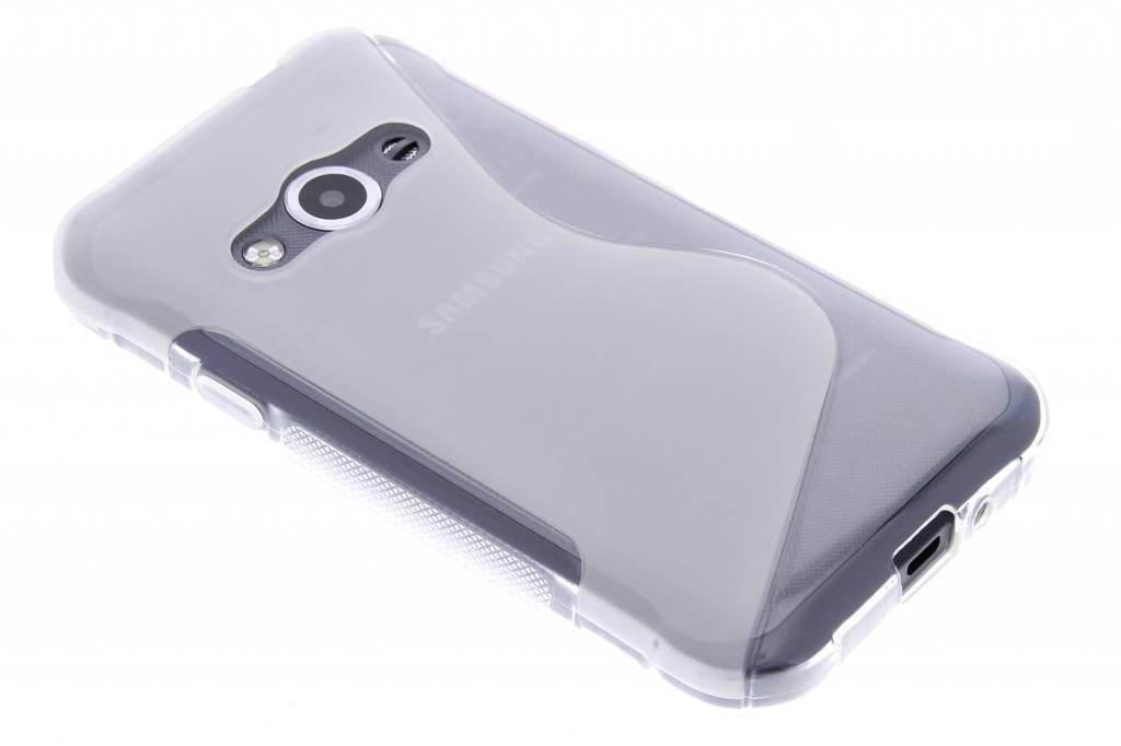 Transparant S-line TPU hoesje voor de Samsung Galaxy Xcover 3