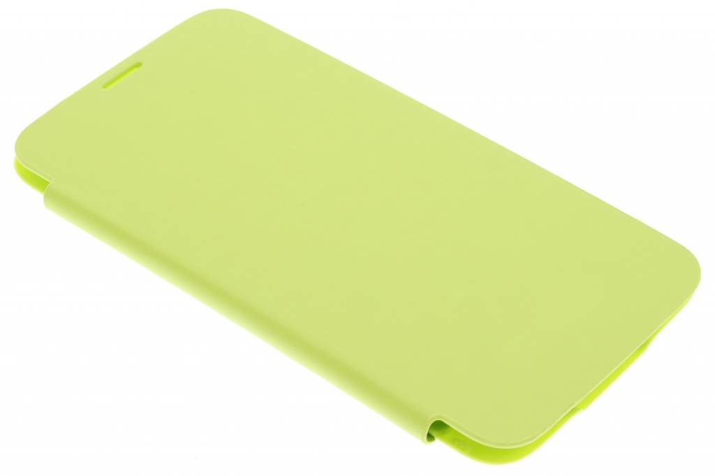 Groene flipcover voor de Samsung Galaxy S5 (Plus)