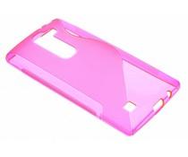 Rosé S-line TPU hoesje LG Magna / G4c