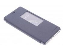 Nillkin Sparkle slim booktype met venster Huawei P8