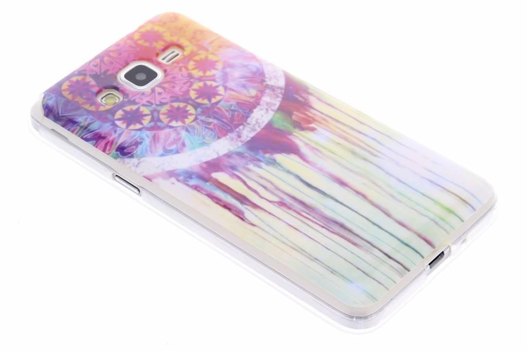 Dromenvanger design TPU siliconen hoesje voor de Samsung Galaxy Grand Prime