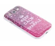 Design TPU siliconen hoesje Samsung Galaxy S3 / Neo
