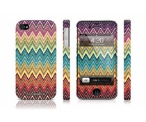 ColorSwitch Case met Frontskin iPhone 4 / 4s