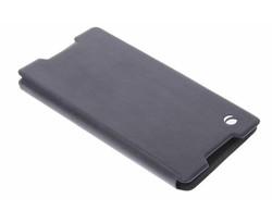 Krusell Ekerö FolioSkin Sony Xperia Z3 Plus - zwart