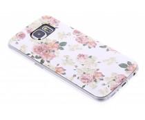 Design TPU siliconen hoesje Samsung Galaxy S6