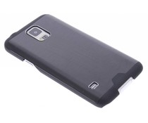 Zwart brushed aluminium Galaxy S5 (Plus) / Neo