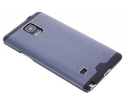 Brushed aluminium hardcase Samsung Galaxy Note 4