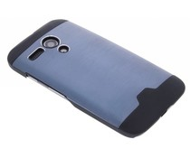 Brushed aluminium hardcase Motorola Moto G