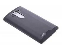 Zwart brushed aluminium hardcase LG G3