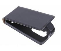 Mobiparts Premium Flipcase LG Leon - Black