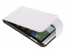 Wit classic flipcase HTC Desire 510