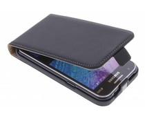Mobiparts Premium Flipcase Samsung Galaxy J1 - Black