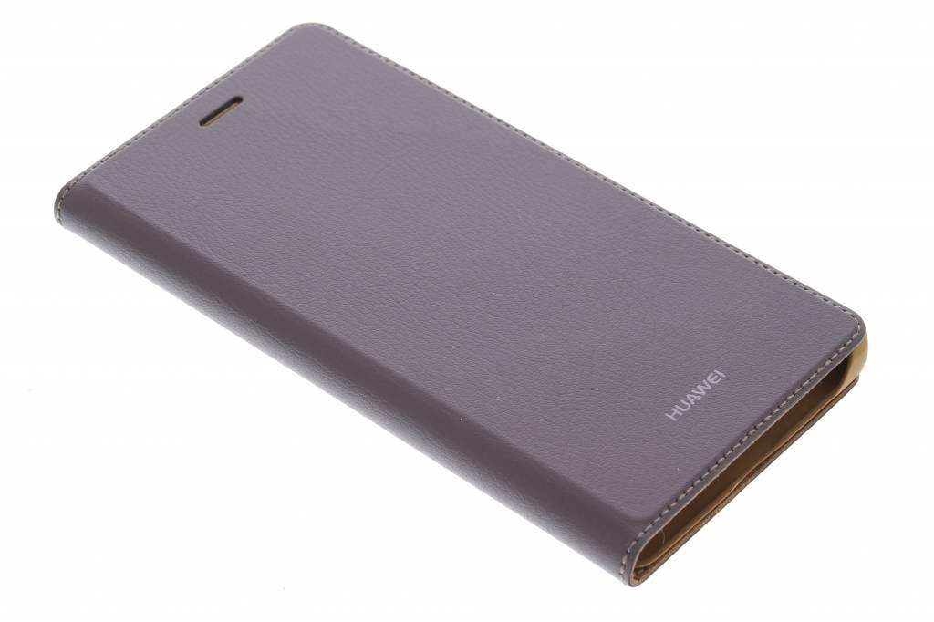 Huawei Flip Cover voor de Huawei P8 Lite - Brown