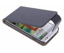 Zwart classic flipcase LG L90
