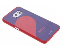 ByBi Love Right Quote hardcase Samsung Galaxy S6