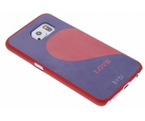 ByBi Love Left Quote hardcase Samsung Galaxy S6