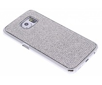 Zilver strass hardcase Samsung Galaxy S6 Edge
