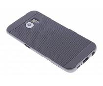Hybrid siliconen hoesje Samsung Galaxy S6 Edge