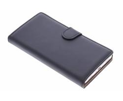 Selencia Luxe Book Case Huawei P8 - Zwart