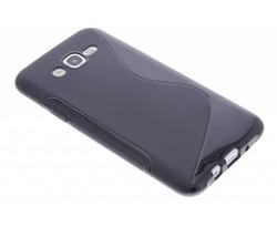 Zwart S-line TPU hoesje Samsung Galaxy J7