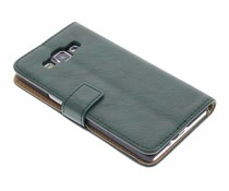 Kreukelleder booktype hoes Samsung Galaxy A5