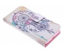 Design TPU booktype hoes Samsung Galaxy J1