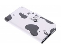 Design TPU booktype hoes Huawei Ascend Y550