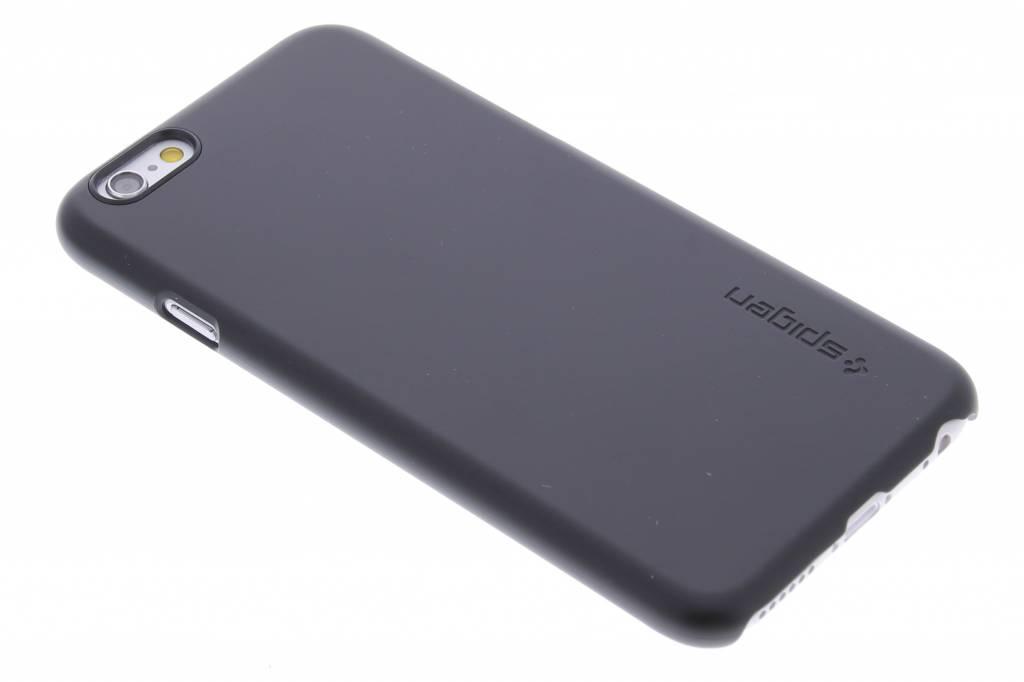 Spigen Thin Fit Hardcase voor de iPhone 6 / 6s - Smooth Black
