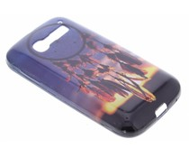 Design TPU siliconen hoesje Alcatel One Touch Pop C5