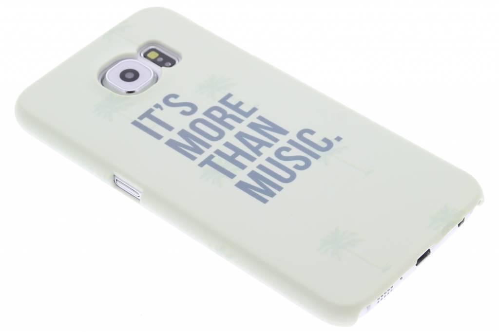 Palmtree festival hardcase hoesje voor de Samsung Galaxy S6