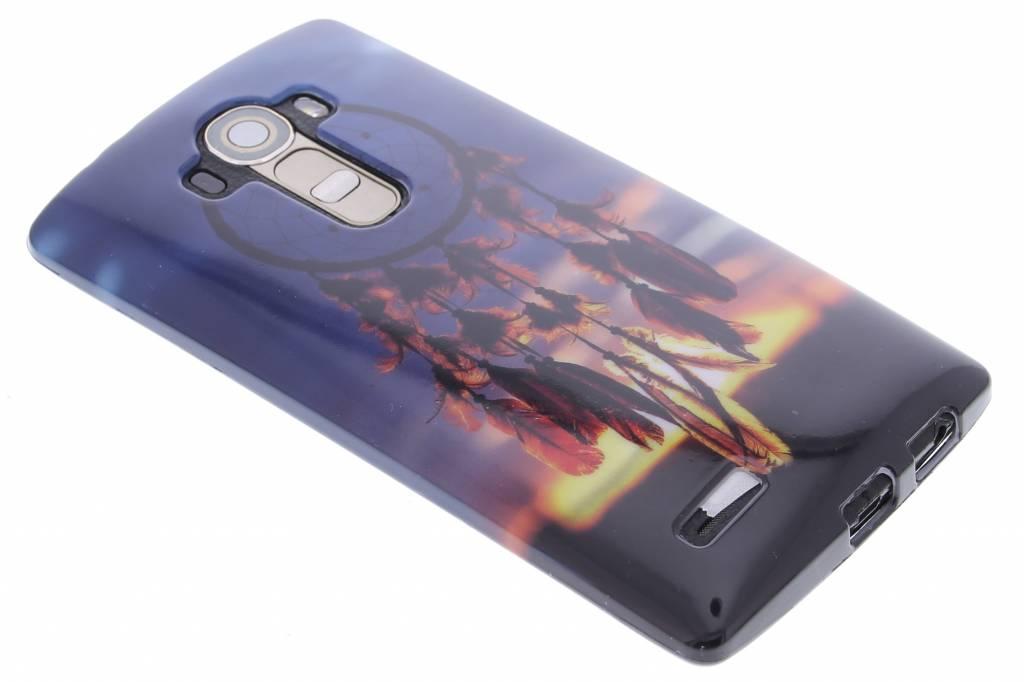 Dromenvanger design TPU siliconen hoesje voor de LG G4
