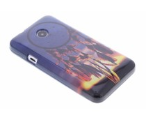 Design TPU siliconen hoesje Huawei Ascend Y330