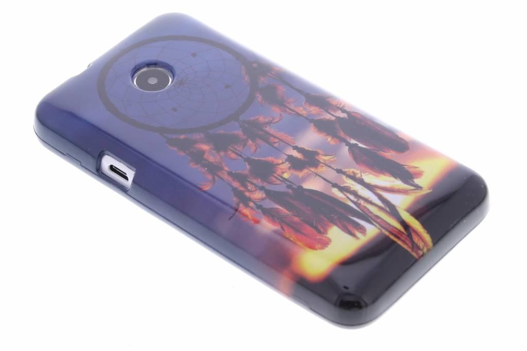 Dromenvanger design TPU siliconen hoesje voor de Huawei Ascend Y330