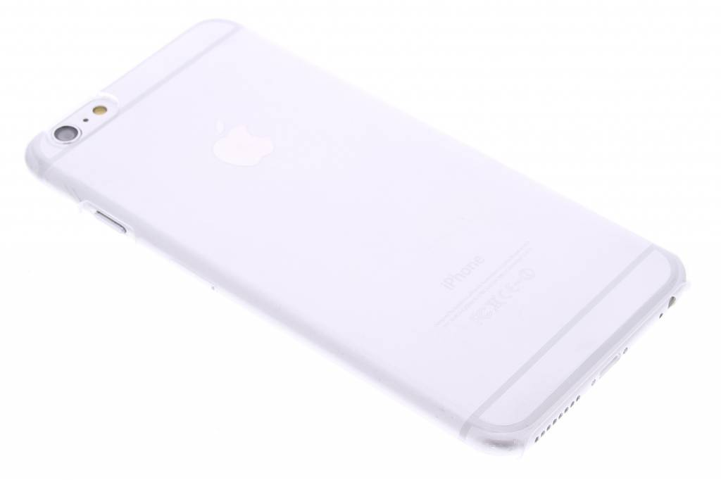 Muvit Clear Back Case voor de iPhone 6(s) Plus
