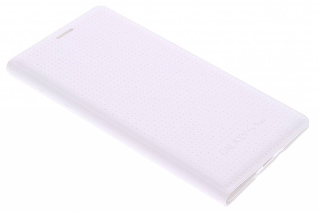 Samsung originele Flip Cover voor de Galaxy S5 Mini - wit