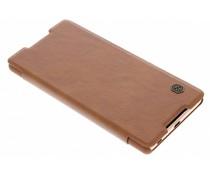Nillkin Qin Leather slim booktype Sony Xperia Z3 Plus