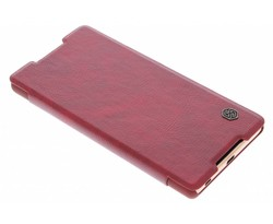 Nillkin Qin Leather slim booktype Sony Xperia Z3 Plus
