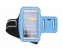 Blauw sportarmband Huawei Ascend G7