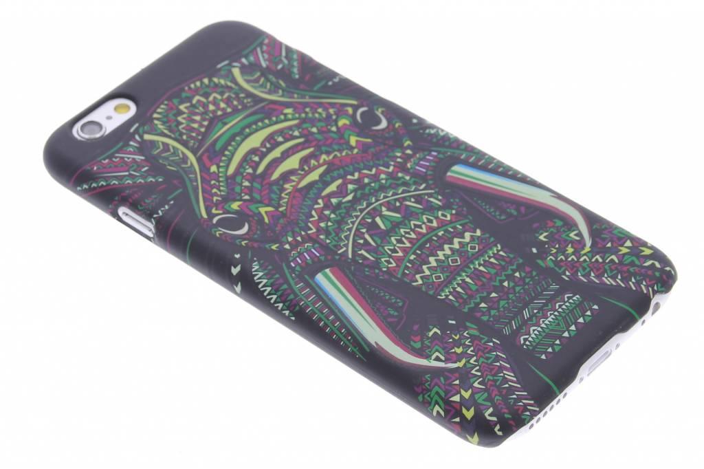 Olifant aztec animal design hardcase hoesje voor de iPhone 6 / 6s