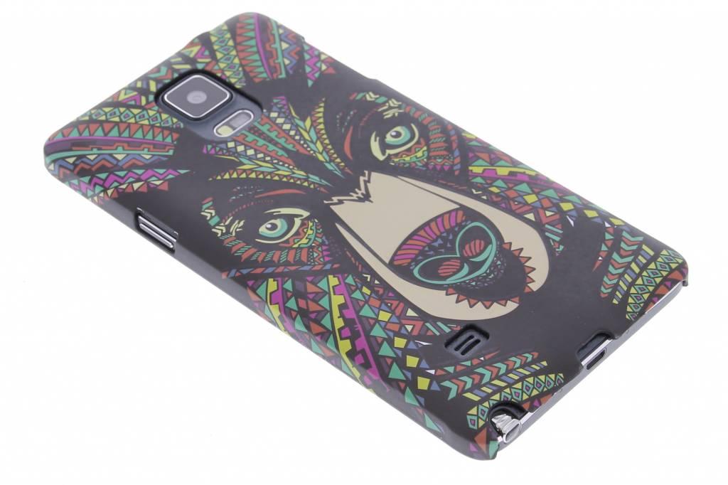 Beer aztec animal design hardcase hoesje voor de Samsung Galaxy Note 4