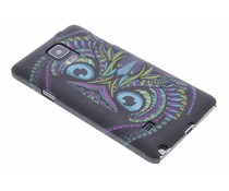 Aztec animal design hardcase Samsung Galaxy Note 4