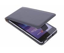 Selencia Zwart Luxe Flipcase Huawei P8 Lite